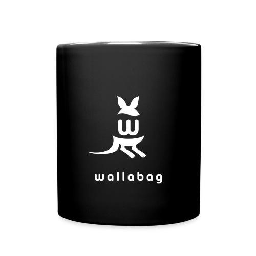 logo typo square white no bg 2000 png - Mug uni
