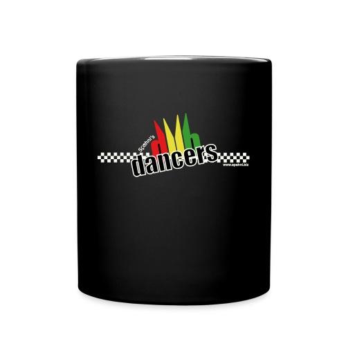 Spahni's Dub Dancers negatif - Full Colour Mug