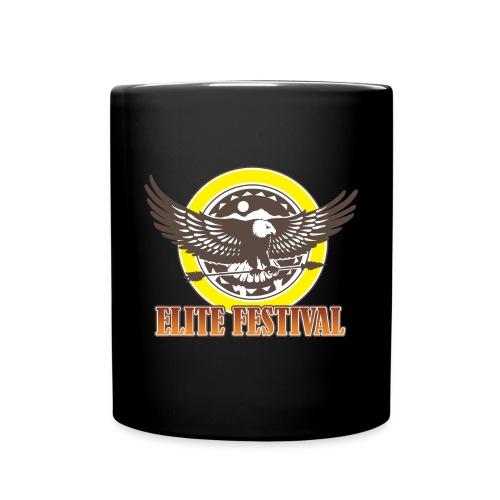 elite-festival-logo - Tasse einfarbig