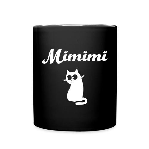 mimimi - Tasse einfarbig