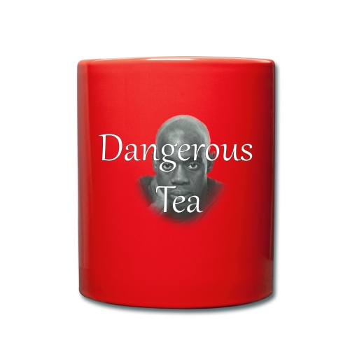dangeroustea png - Full Colour Mug