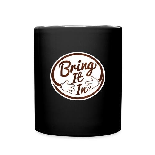 BII White on Wood png - Full Colour Mug