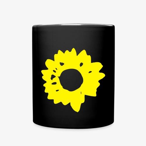 Sonnenblume - Full Colour Mug