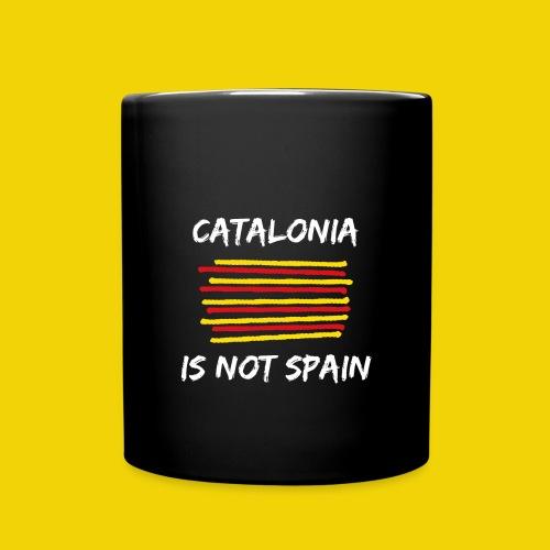 Catalonia Scratch - Full Colour Mug