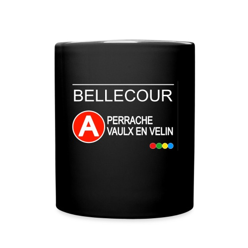 Bellecour white ! - Mug uni