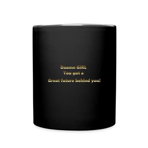 Daamn Girl png - Full Colour Mug