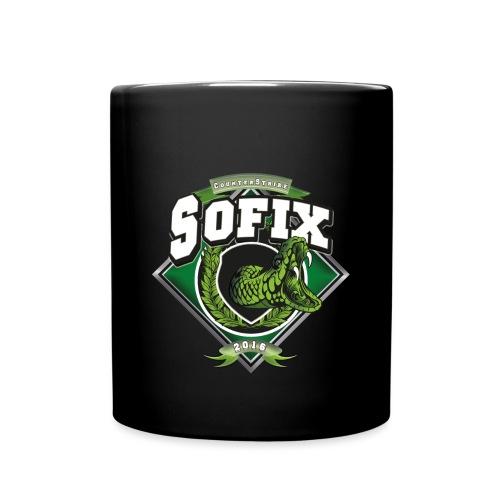 SoFixCS de Logo - Tasse einfarbig