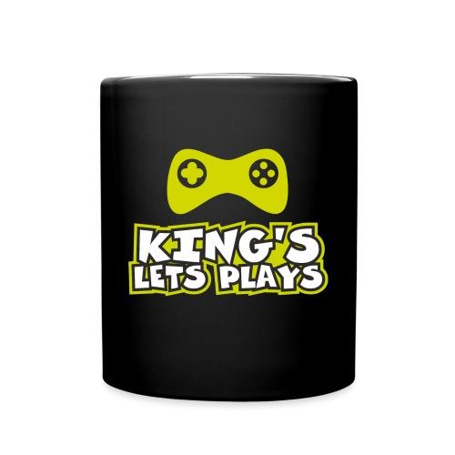 Logo2 png - Tasse einfarbig
