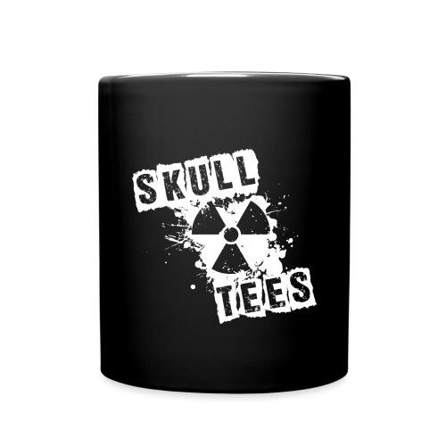 skullteesradioactive weiss png - Tasse einfarbig