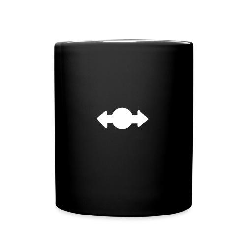 TeeVex Logo - Full Colour Mug