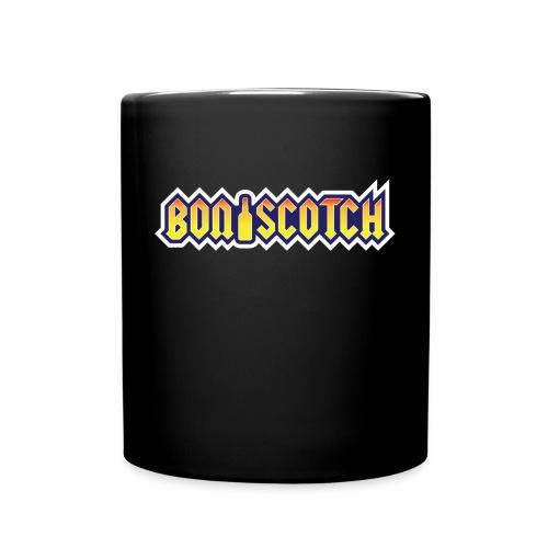 logo bon scotch - Tasse einfarbig