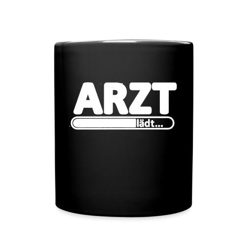arzt_weiss_Tasse - Tasse einfarbig