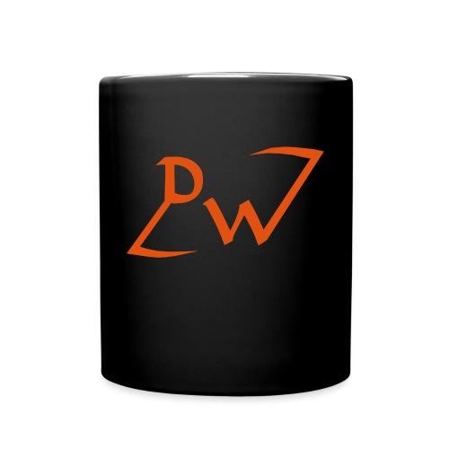 DW emblem - Tasse einfarbig
