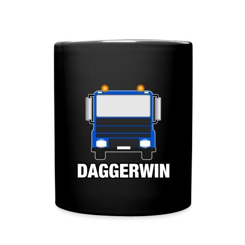 Daggerwin Logo Truck - Full Colour Mug