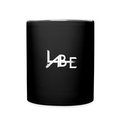 logo schrift png - Tasse einfarbig