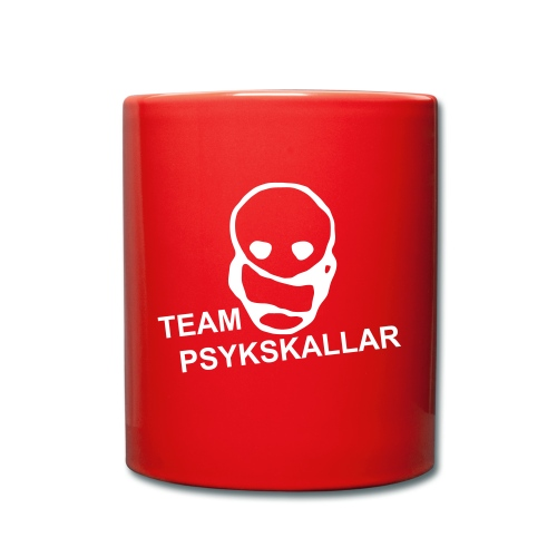Team Psykskallar - Full Colour Mug