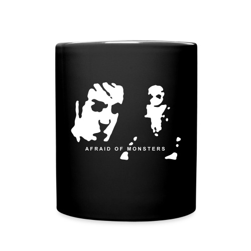 Afraid of Monsters - Full Colour Mug