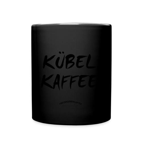 KÜBEL KAFFEE - Tasse einfarbig