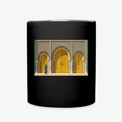 morocco fes jpg - Mug uni