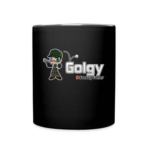 Logo Golgy 2018 V1 - Mug uni