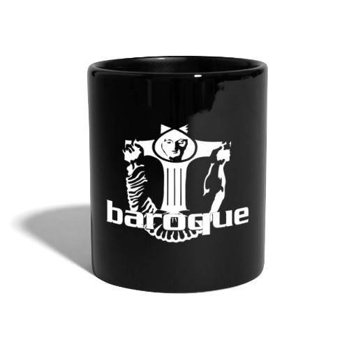 Baroque Records Logo Black - Tasse einfarbig