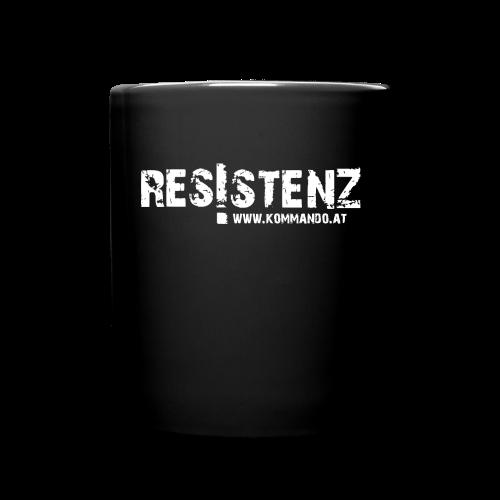 Resistenz - Tasse einfarbig
