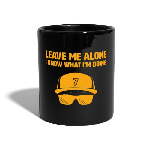 Leave Me Alone - Kimi Raikkonen Ts - Full Colour Mug