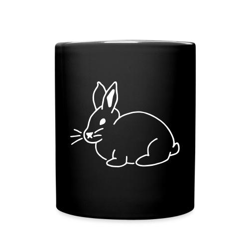 Hase, rabbit, Ostern, süß - Tasse einfarbig
