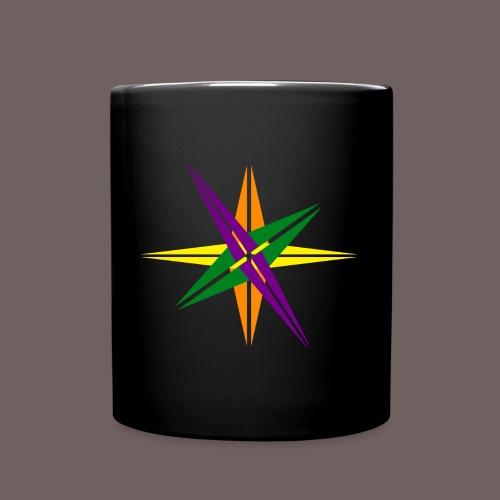 GBIGBO zjebeezjeboo - Love - Couleur d'étoile brillante - Mug uni