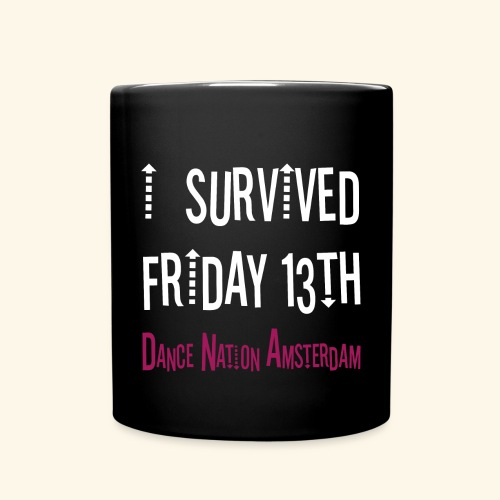 DNA Friday 13th - Full Colour Mug