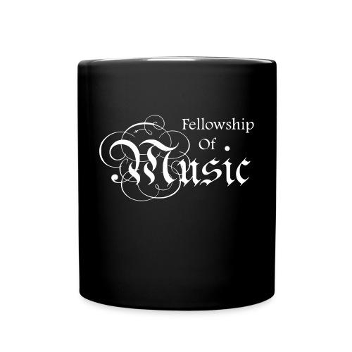 Fellowship Of Music Big - Tasse einfarbig