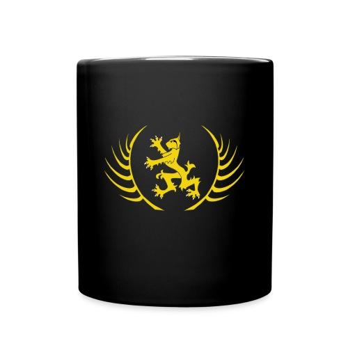 Schola Logo T Shirt transparent v2 png - Full Colour Mug