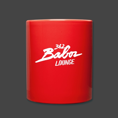 362-Baboz-LOUNGE - Tasse einfarbig
