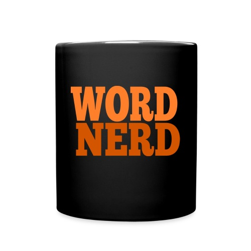 WORDNERD - Full Colour Mug
