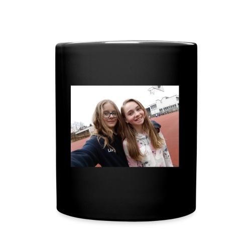 lisa und pia-sp - Tasse einfarbig