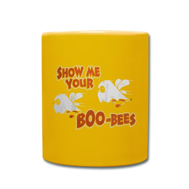 Show me your boo-bees funny halloween shirt