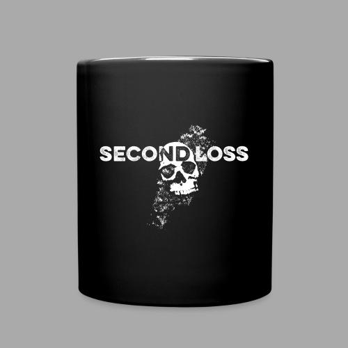 second loss - Tasse einfarbig