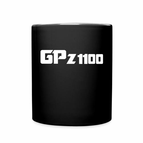 GPz 1100 white - Tasse einfarbig