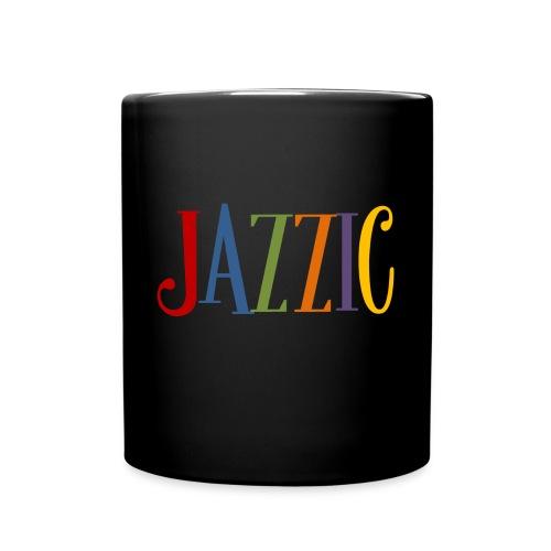 Jazzic Logo - Tasse einfarbig