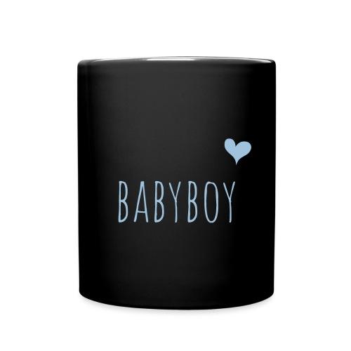 babyboy - Tasse einfarbig