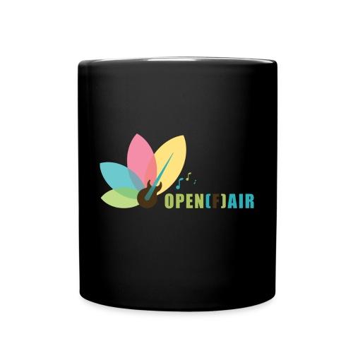 OpenFair_Logo_Web - Tasse einfarbig