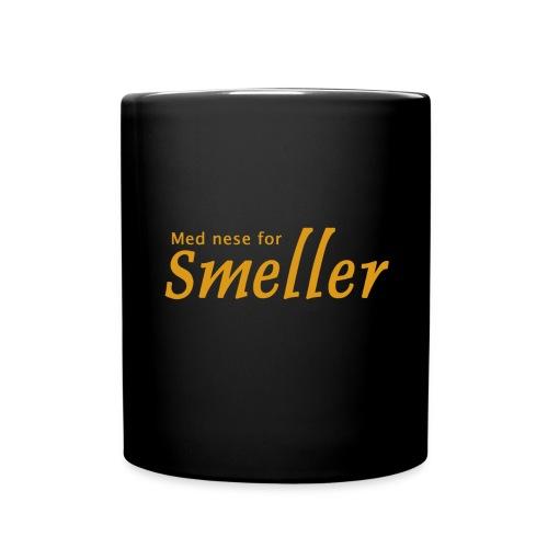 Med nese for smeller png - Ensfarget kopp