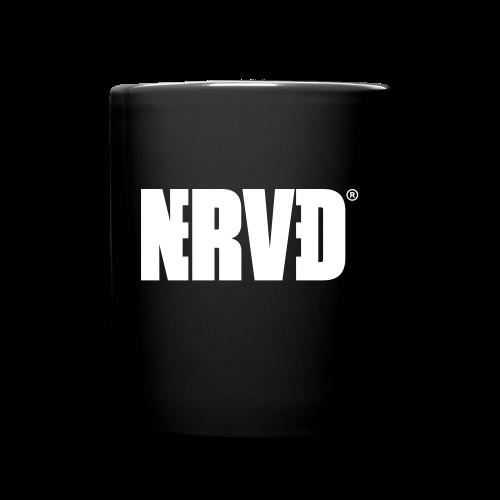 Official Nerved® Logo Black - Full Colour Mug