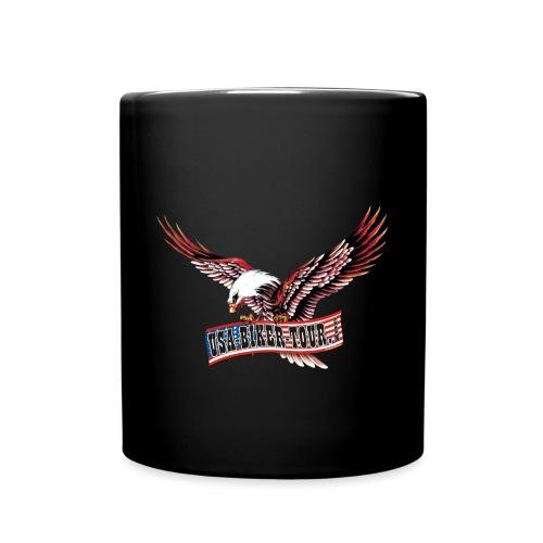 adler frei - Tasse einfarbig