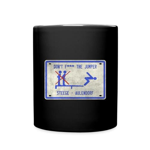 Schild Steege vintage - Tasse einfarbig