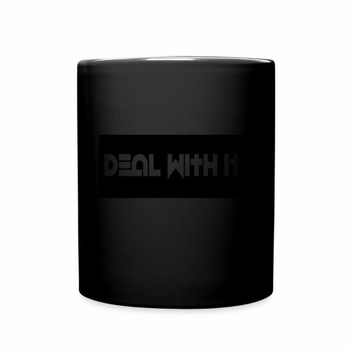Deal With It products - Full Colour Mug
