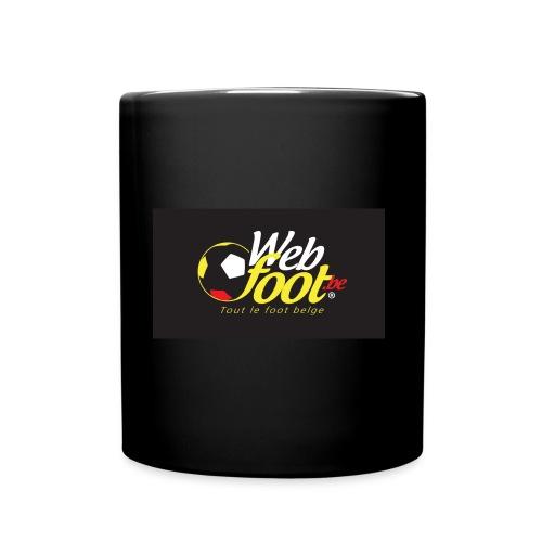 webfoot.be - Mug uni