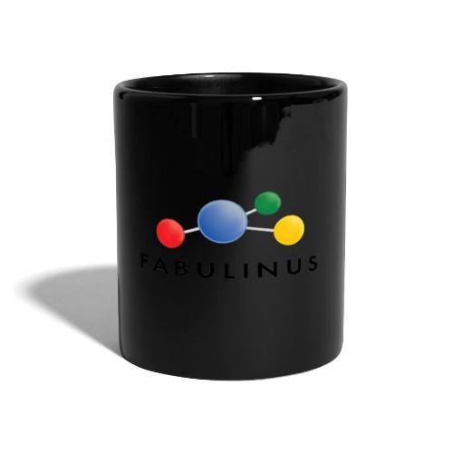 Fabulinus Zwart - Mok uni