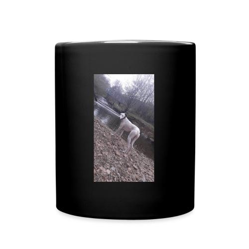 lurcher - Full Colour Mug