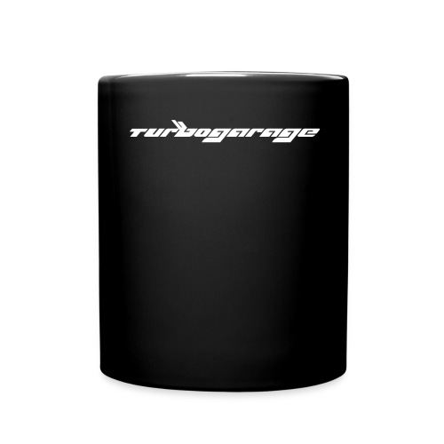 Turbogarage White - Tasse einfarbig